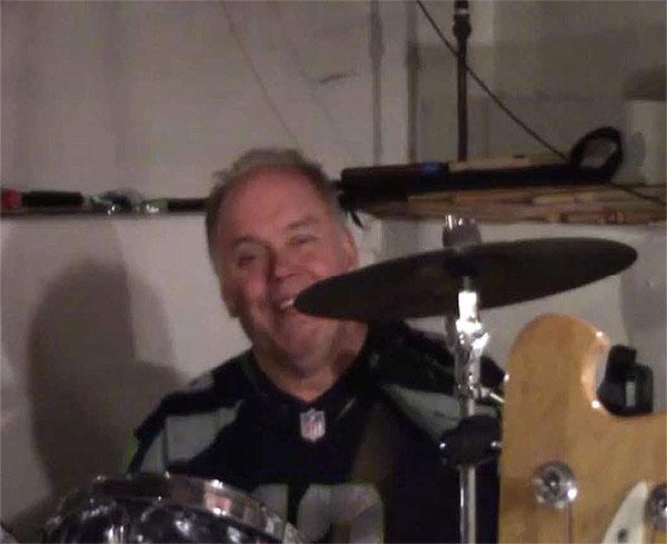 Steve Powell - Drums, Singer